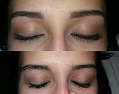 design de sobrancelha estética cabeleireiro(a) maquiador(a) estudante (manicure) designer de sobrancelhas