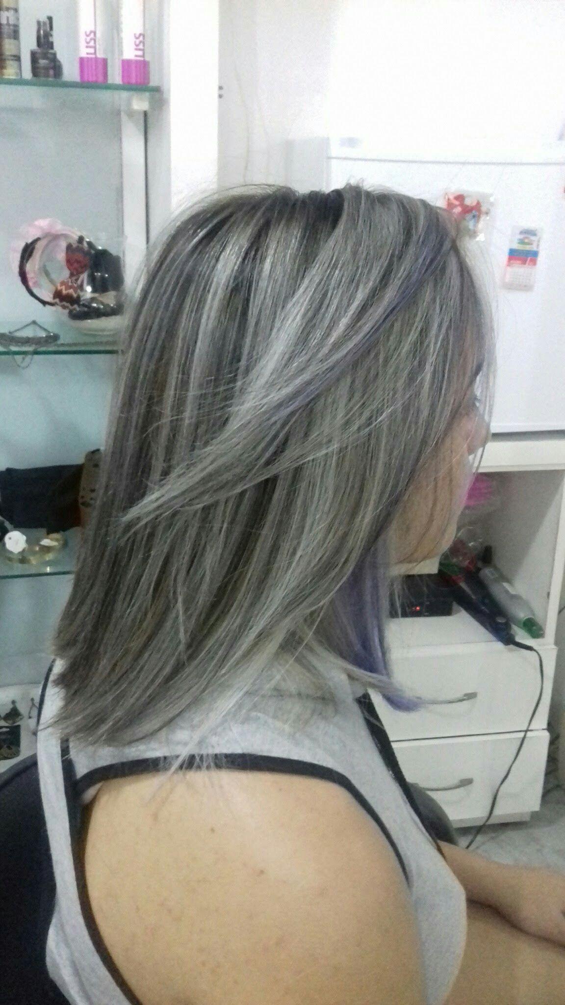 Bem silver cabeleireiro(a)