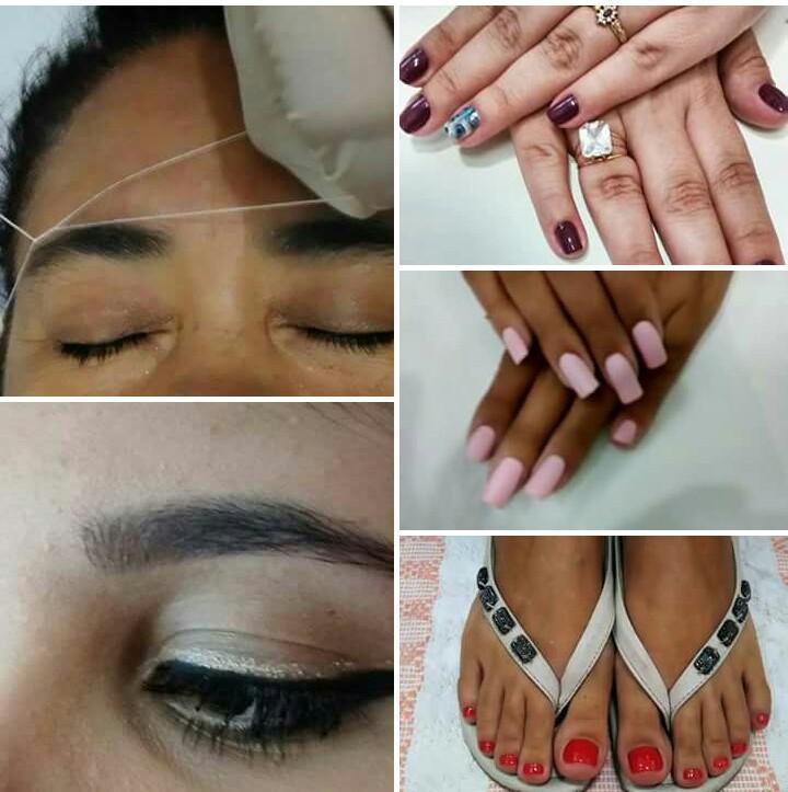 Dedicação é perseguir a perfeição. estética depilador(a) designer de sobrancelhas manicure e pedicure