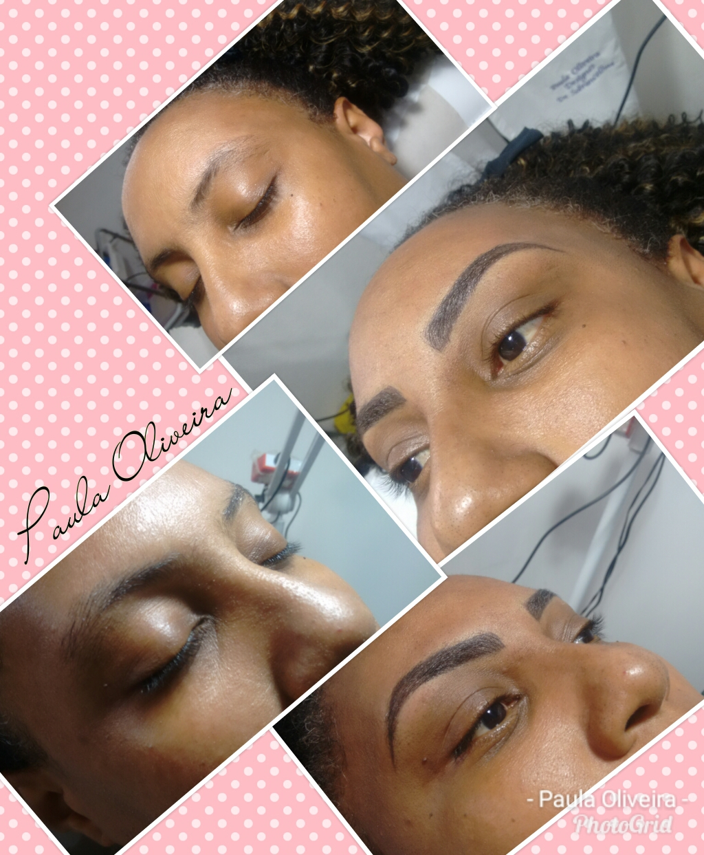 Micropigmentação outros designer de sobrancelhas