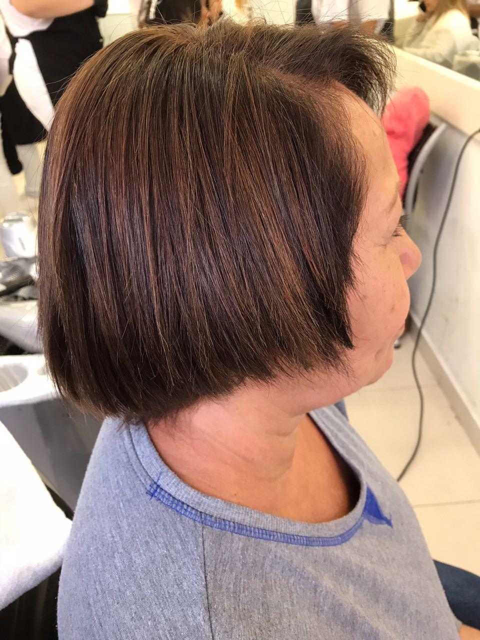 Mechas tom sobre tom. #lorealpro #mechas #tomsobretom cabelo estudante (cabeleireiro) auxiliar cabeleireiro(a) cabeleireiro(a)