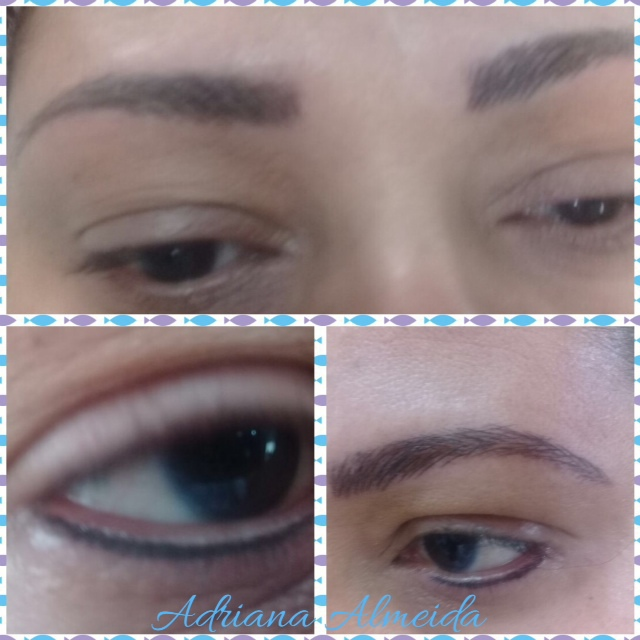 micropigmentação em olhos estética micropigmentador(a) maquiador(a) designer de sobrancelhas