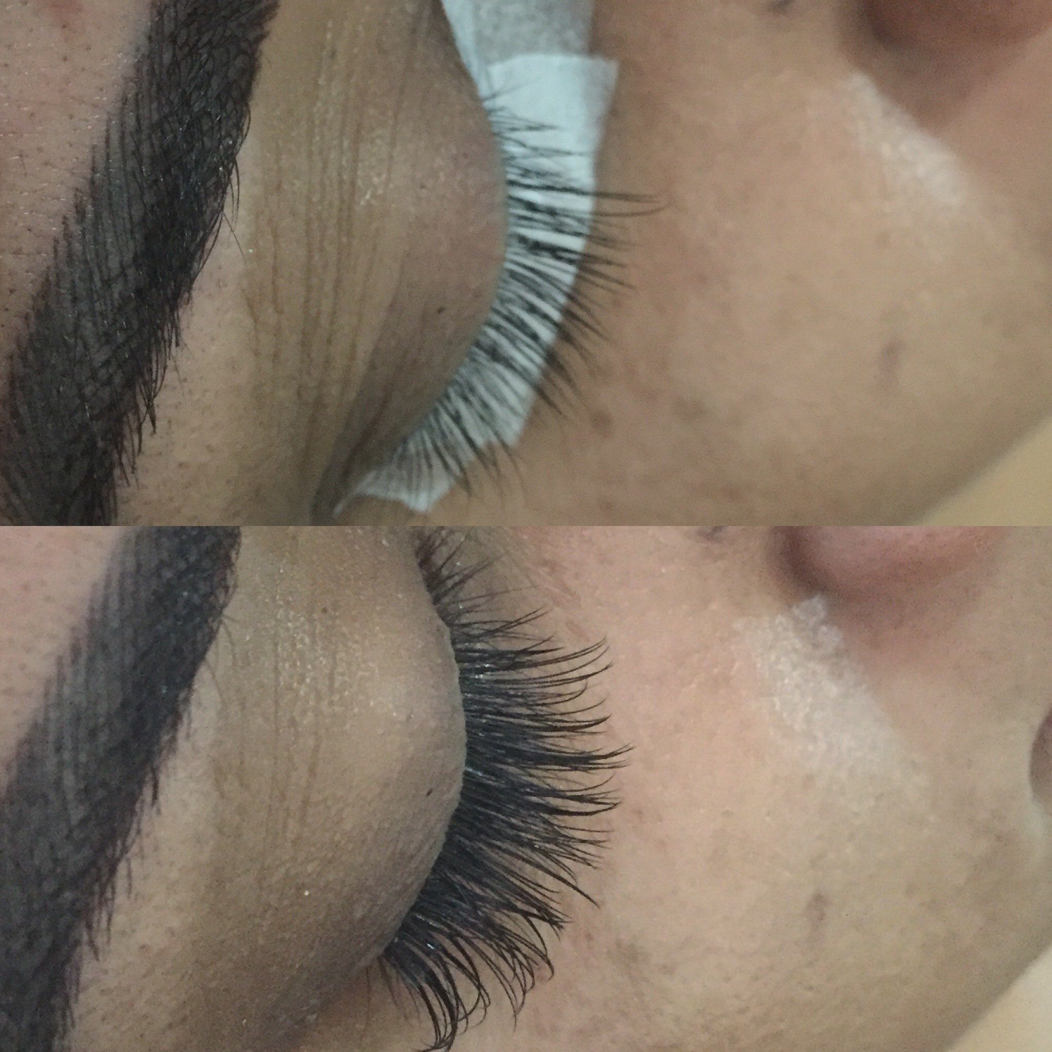 Cílios postiços  estética micropigmentador(a) designer de sobrancelhas depilador(a)
