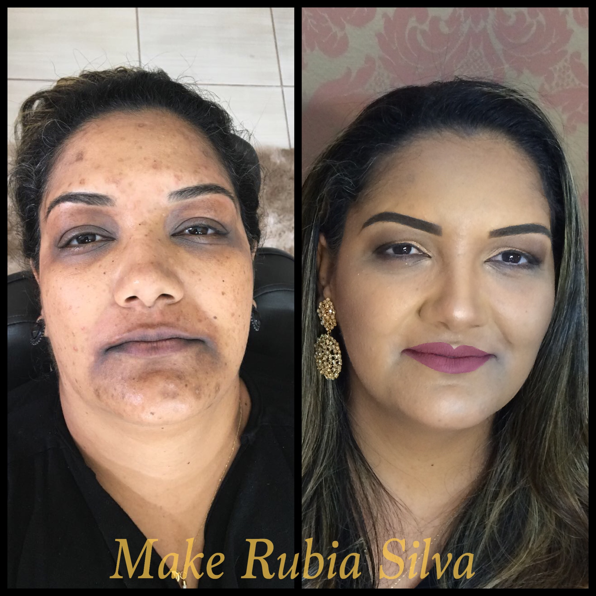 #maquiagem #rubiasilvamakeup #simonerodriguesdepil #makeup maquiagem designer de sobrancelhas esteticista depilador(a) micropigmentador(a)