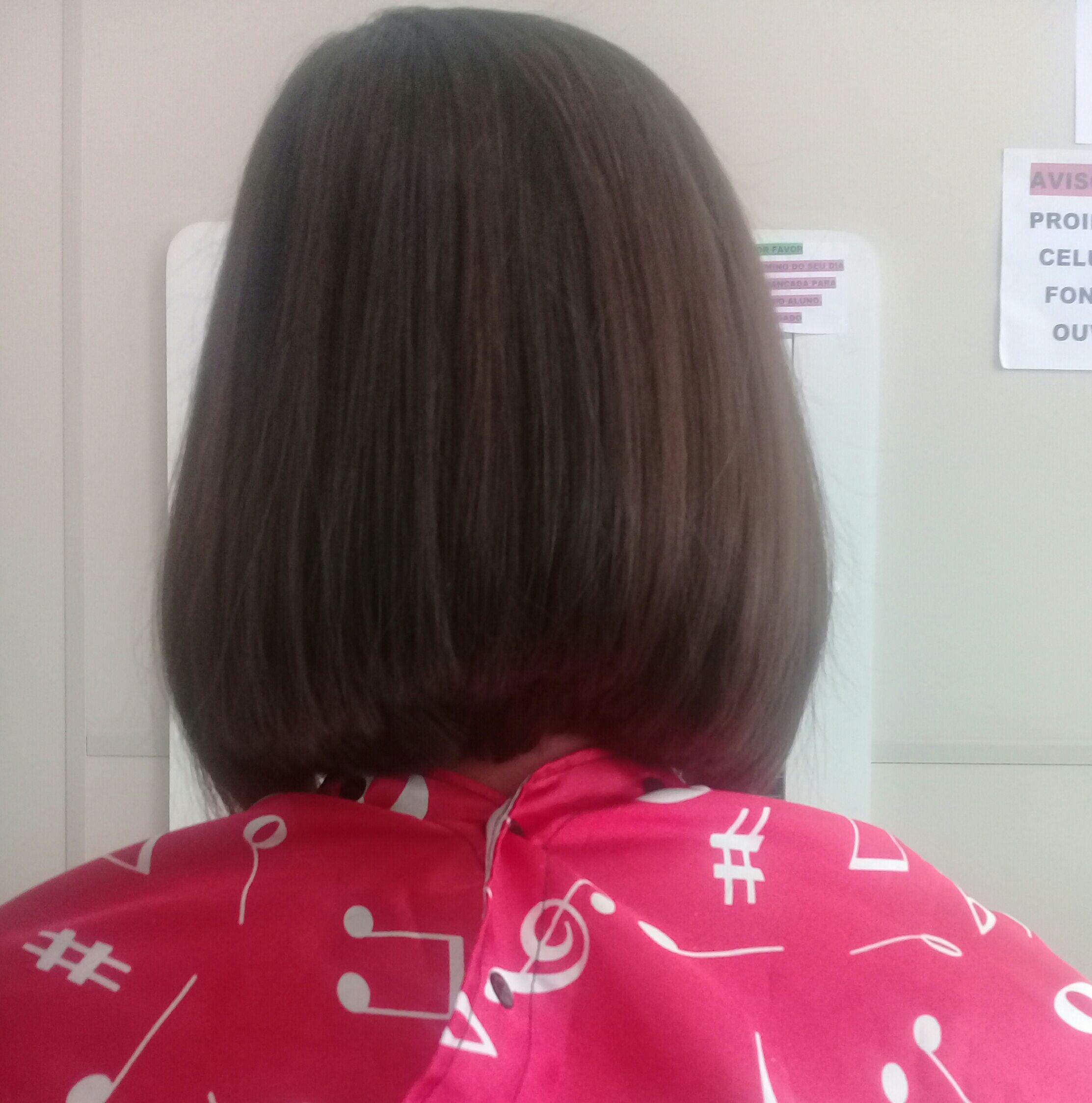 Cliente: Escova /Chapinha cabelo auxiliar cabeleireiro(a) auxiliar cabeleireiro(a)