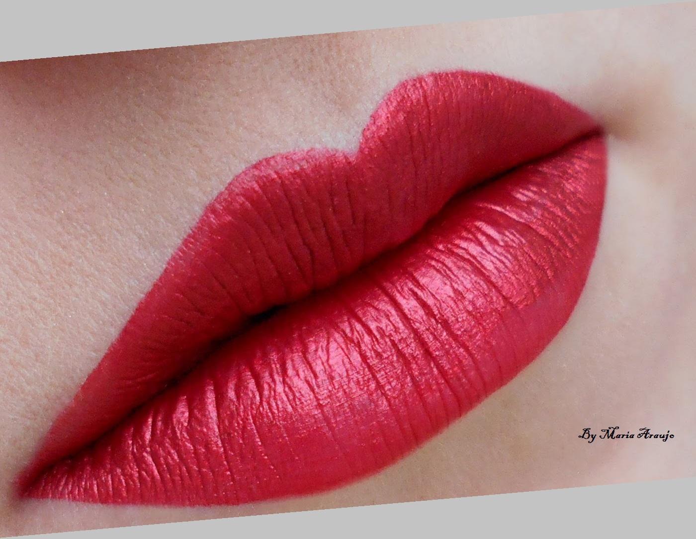 Baton metalizados  dazzle Hinode  Beleza na atitude  Lançamento maquiagem maquiador(a)