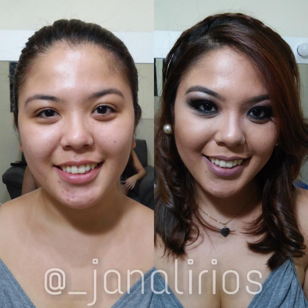 Maquiagem Oriental maquiagem maquiador(a)