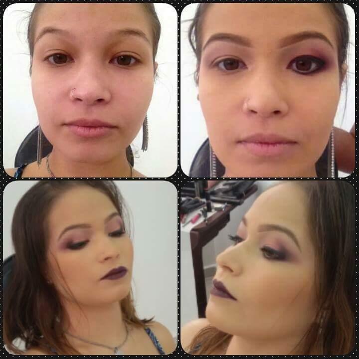 #MeuAntesEDepois maquiagem maquiador(a)