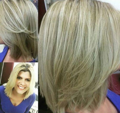 Correção da cor 2 ..resultado final. cabelo cabeleireiro(a)