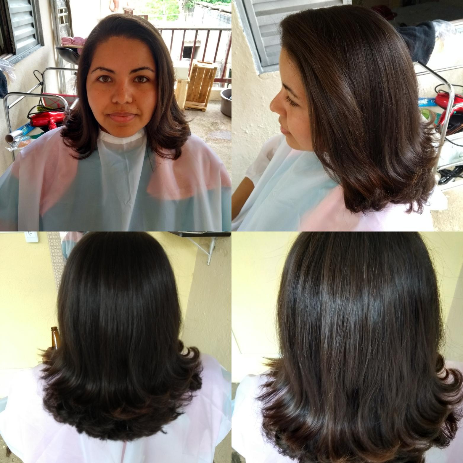 estudante (cabeleireiro) auxiliar administrativo manicure e pedicure recepcionista