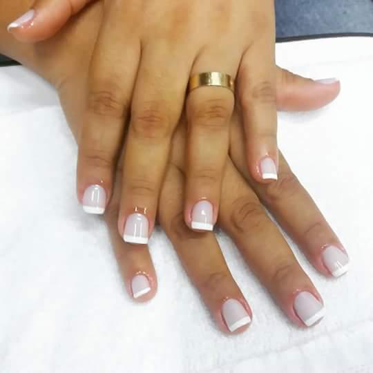 Francesinha  Amooo deixá  a mão  da minhas clientes  delicadas  😍😍😍😍💅💅 unha manicure e pedicure auxiliar cabeleireiro(a)