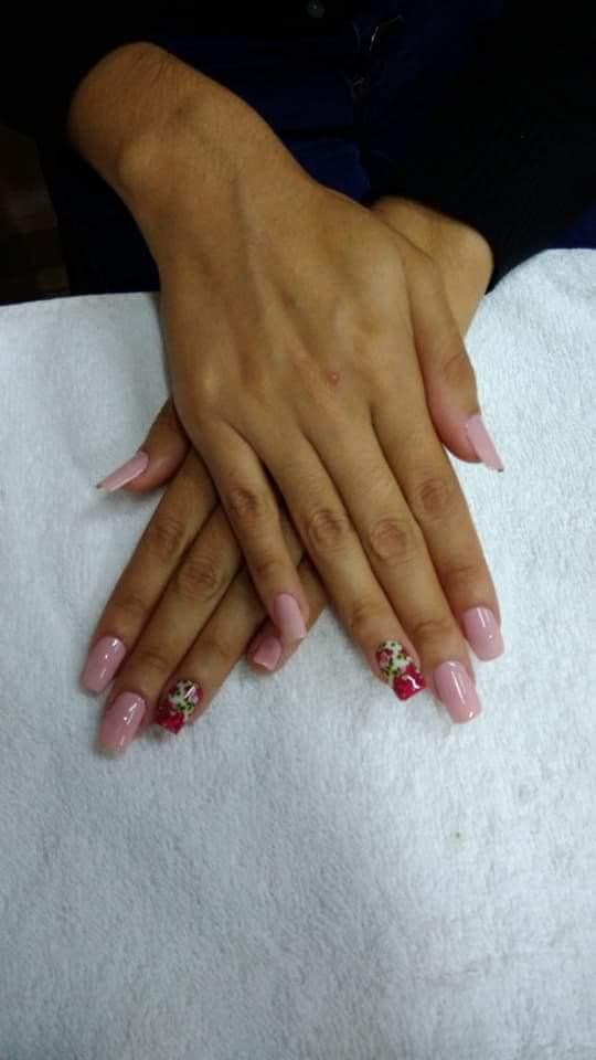 🤗💅👀💘 unha manicure e pedicure auxiliar cabeleireiro(a)