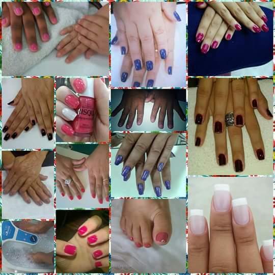 Amoo o meu trabalho 😍 unha manicure e pedicure auxiliar cabeleireiro(a)