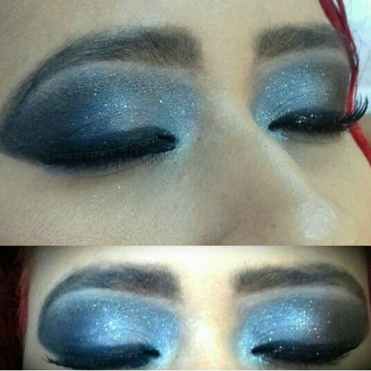 Make. ..inspiração libanesa. maquiagem cabeleireiro(a)