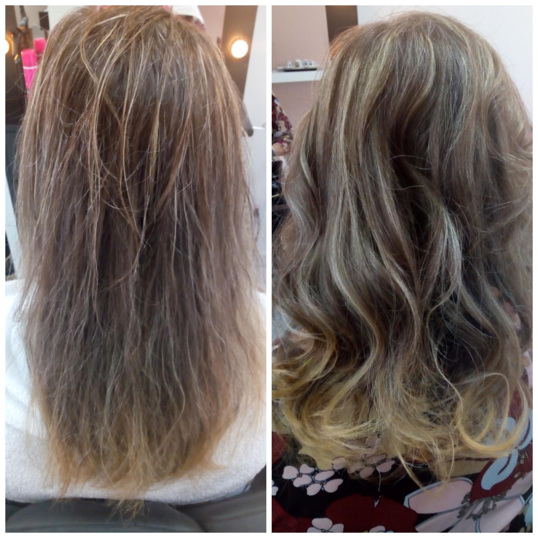 Escova preparo . Paulo Persil  Efeito onda  cabelo auxiliar cabeleireiro(a) vendedor(a)