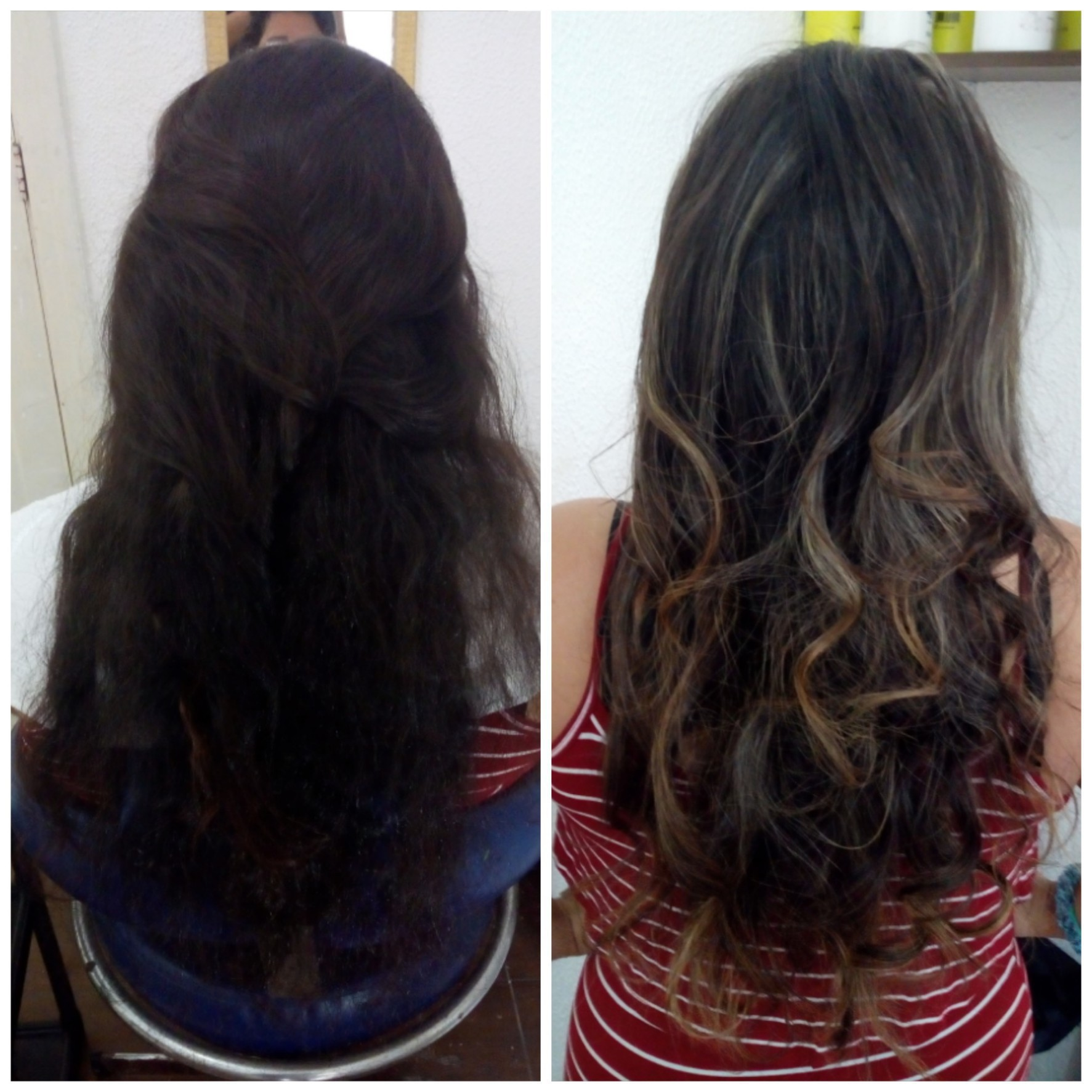 Luzes  cabelo auxiliar cabeleireiro(a) vendedor(a)