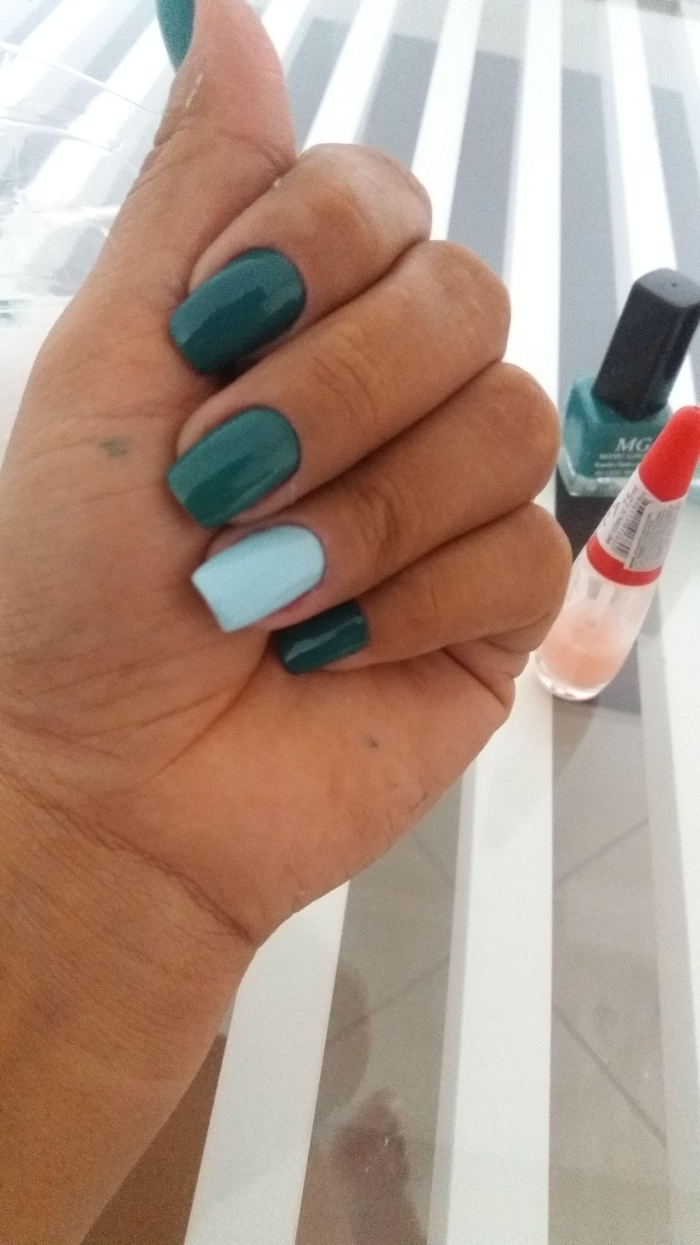 😚 unha manicure e pedicure