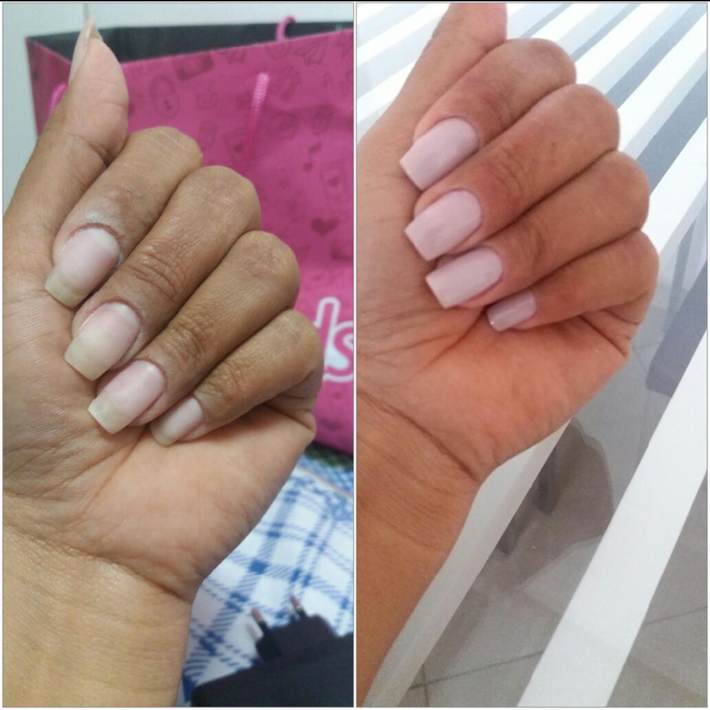 🙂/☺ unha manicure e pedicure