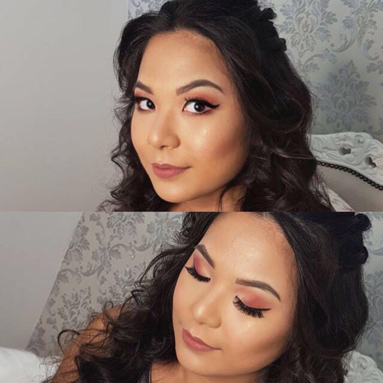 #formatura #formanda #maquiagem #asiatica  maquiagem maquiador(a)