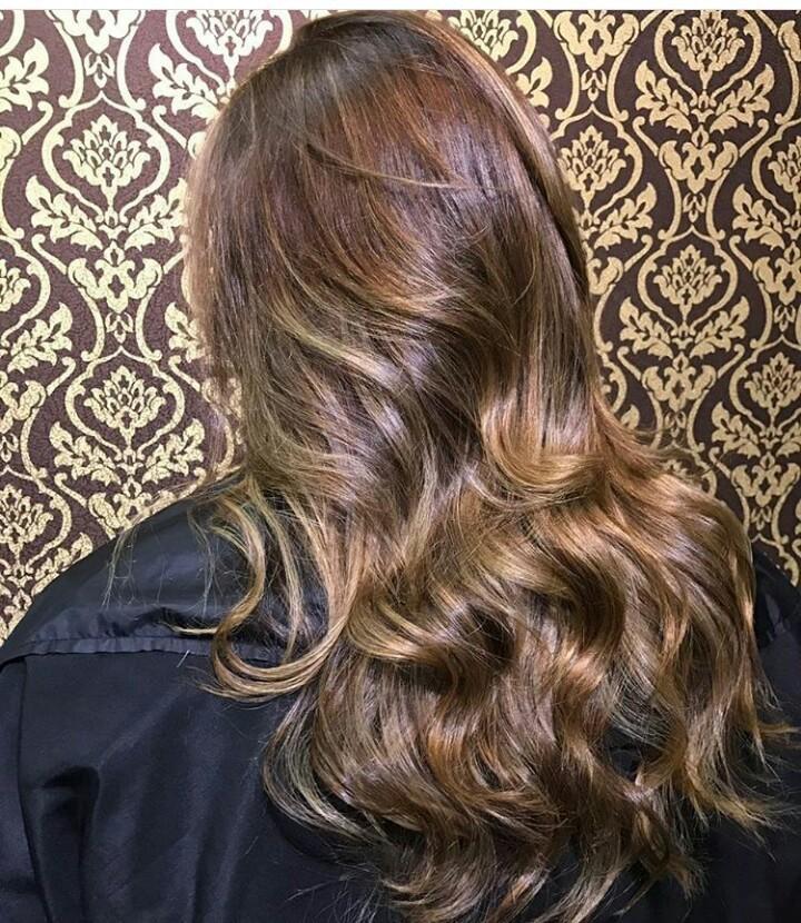 #morenasiluminadas#mechascriativas. cabelo cabeleireiro(a) maquiador(a)