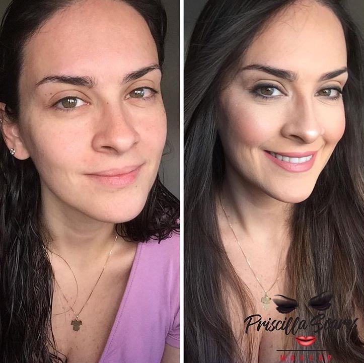 #antesedepois #beforeandafter maquiagem maquiador(a)