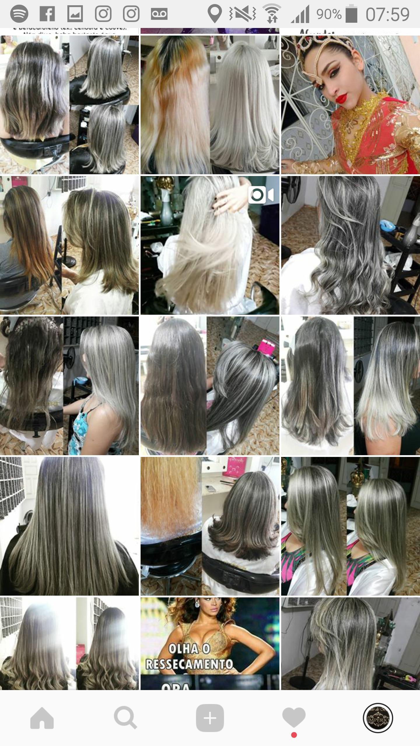 Meu instagram de trabalho @imperiodevaidade_ #loiros #blond #mechas  cabelo cabeleireiro(a)