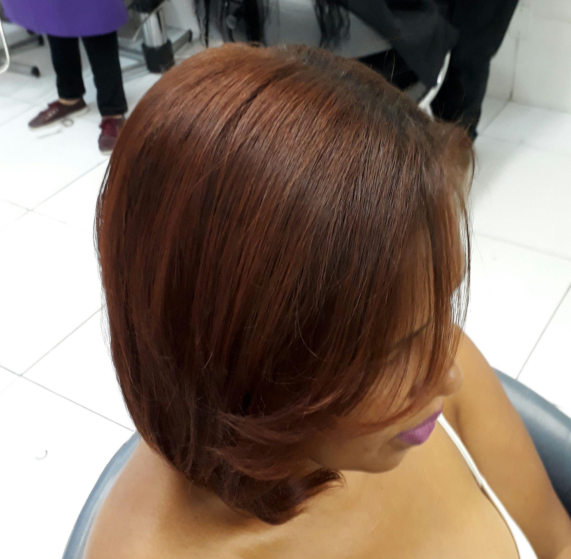 Corte Chanel. cabelo auxiliar cabeleireiro(a) auxiliar cabeleireiro(a)