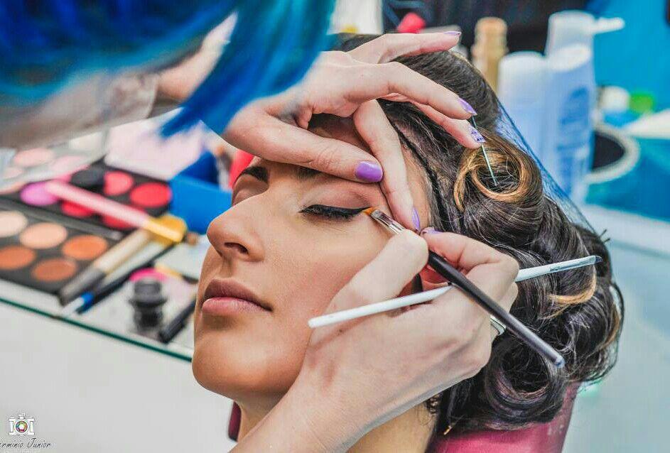 maquiagem maquiador(a)