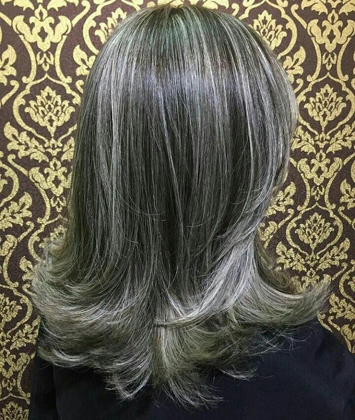 Mechas criativas cabelo cabeleireiro(a) maquiador(a)