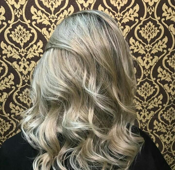 Ombrehair cabelo cabeleireiro(a) maquiador(a)