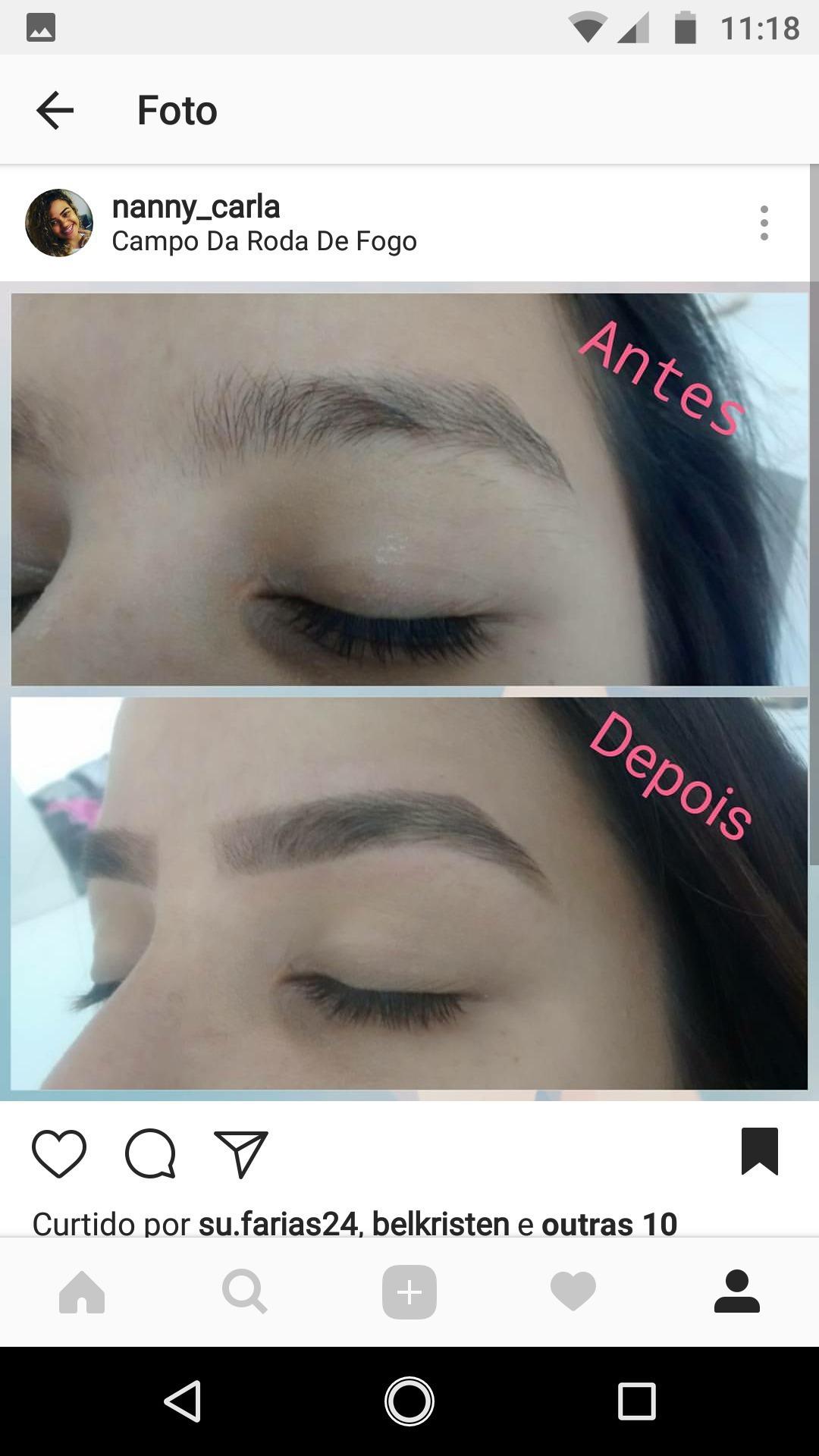 #desingcomhenna depilador(a) designer de sobrancelhas