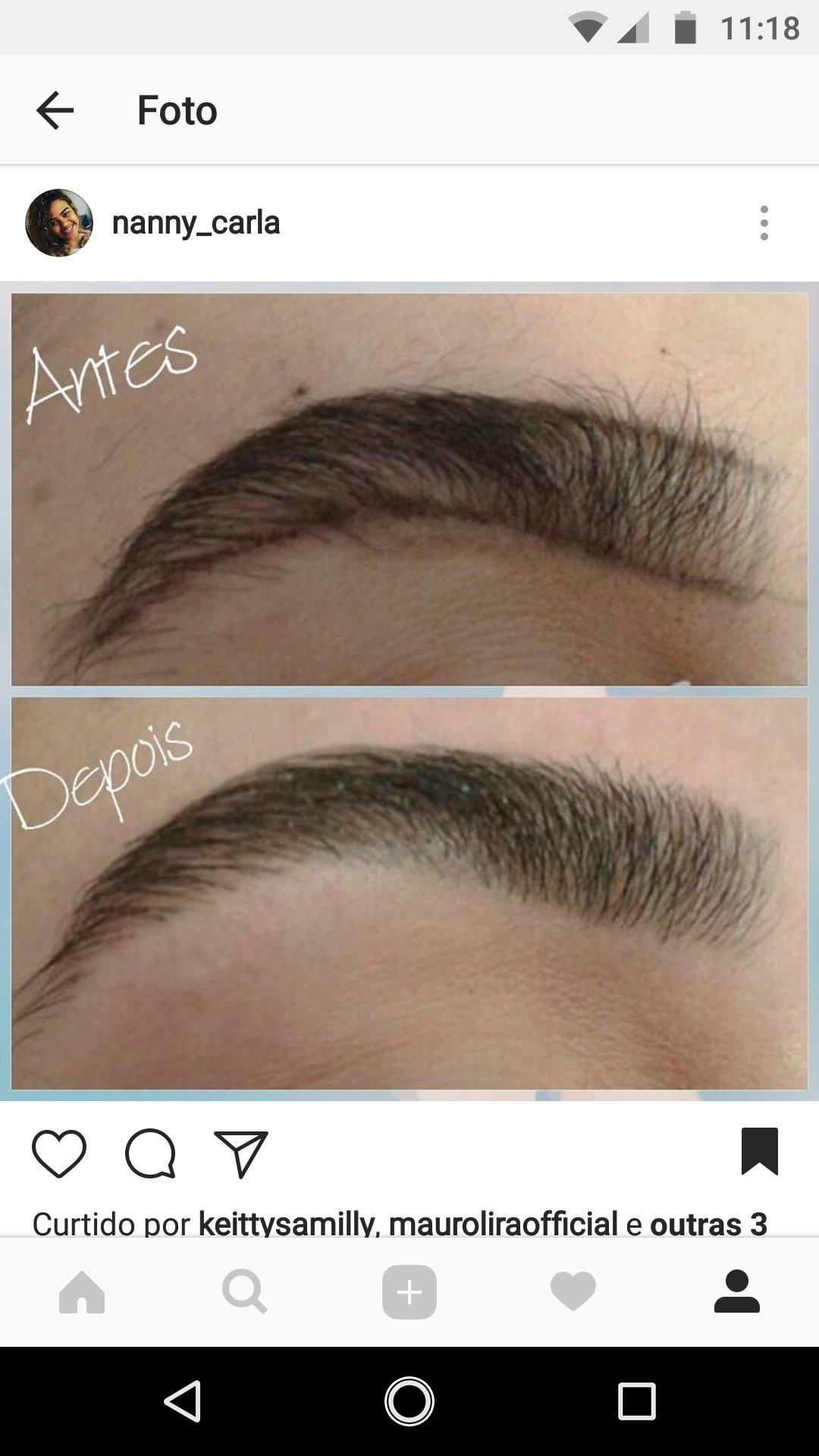 #desing depilador(a) designer de sobrancelhas