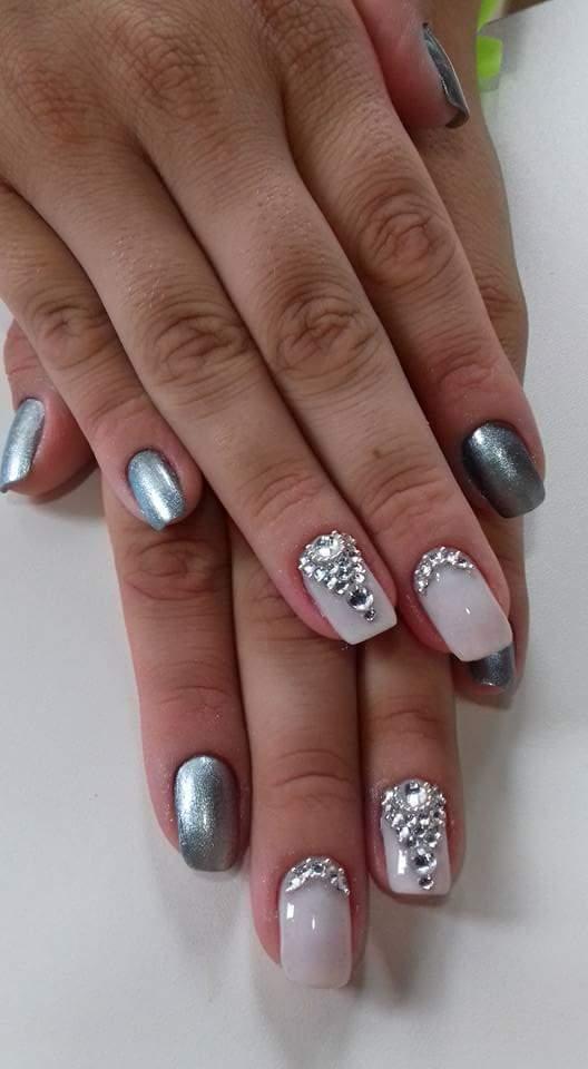 Unhas decoradas 💅💅 unha manicure e pedicure