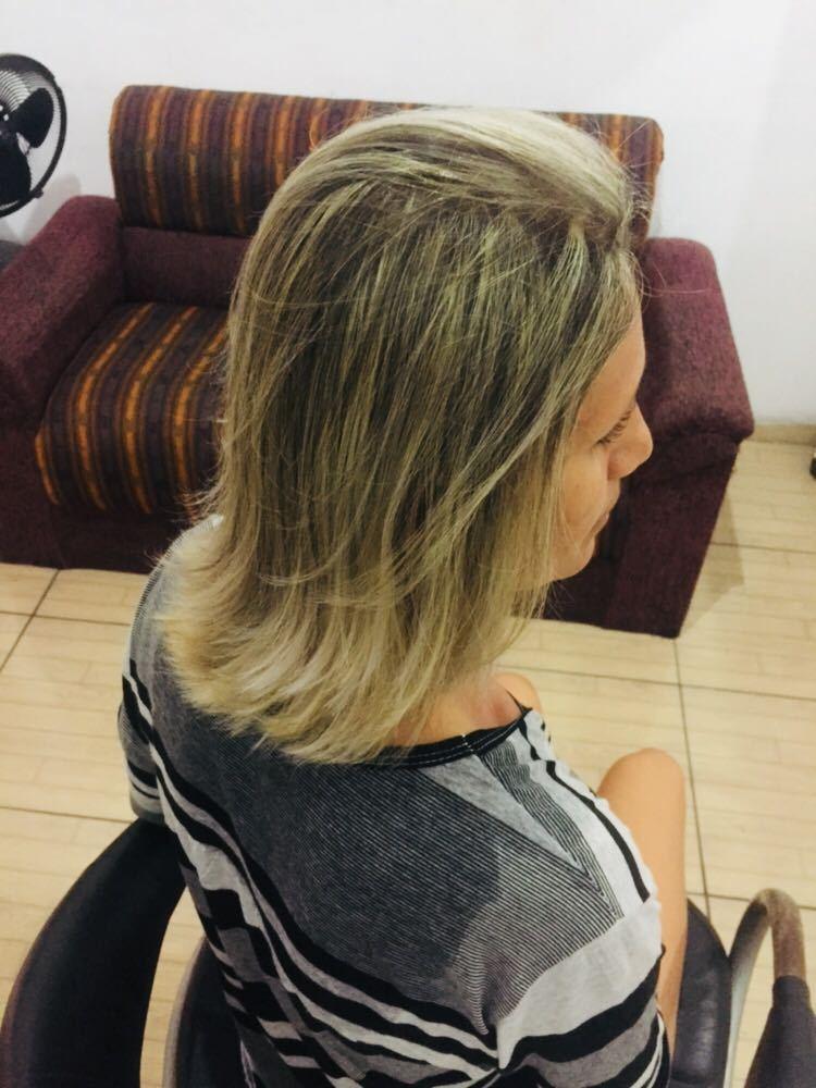 #Blond cabelo cabeleireiro(a)