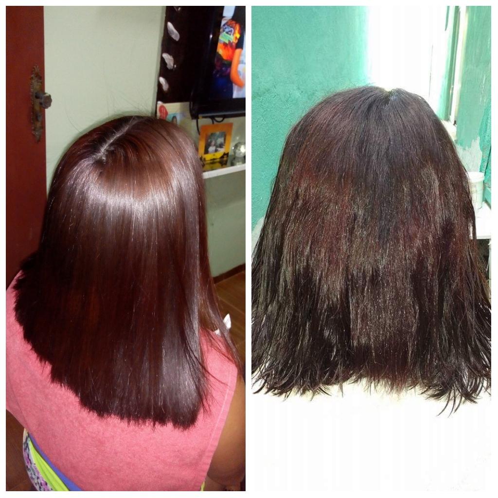 Hidratação, escova e prancha. cabelo auxiliar cabeleireiro(a) estudante (cabeleireiro) cabeleireiro(a)