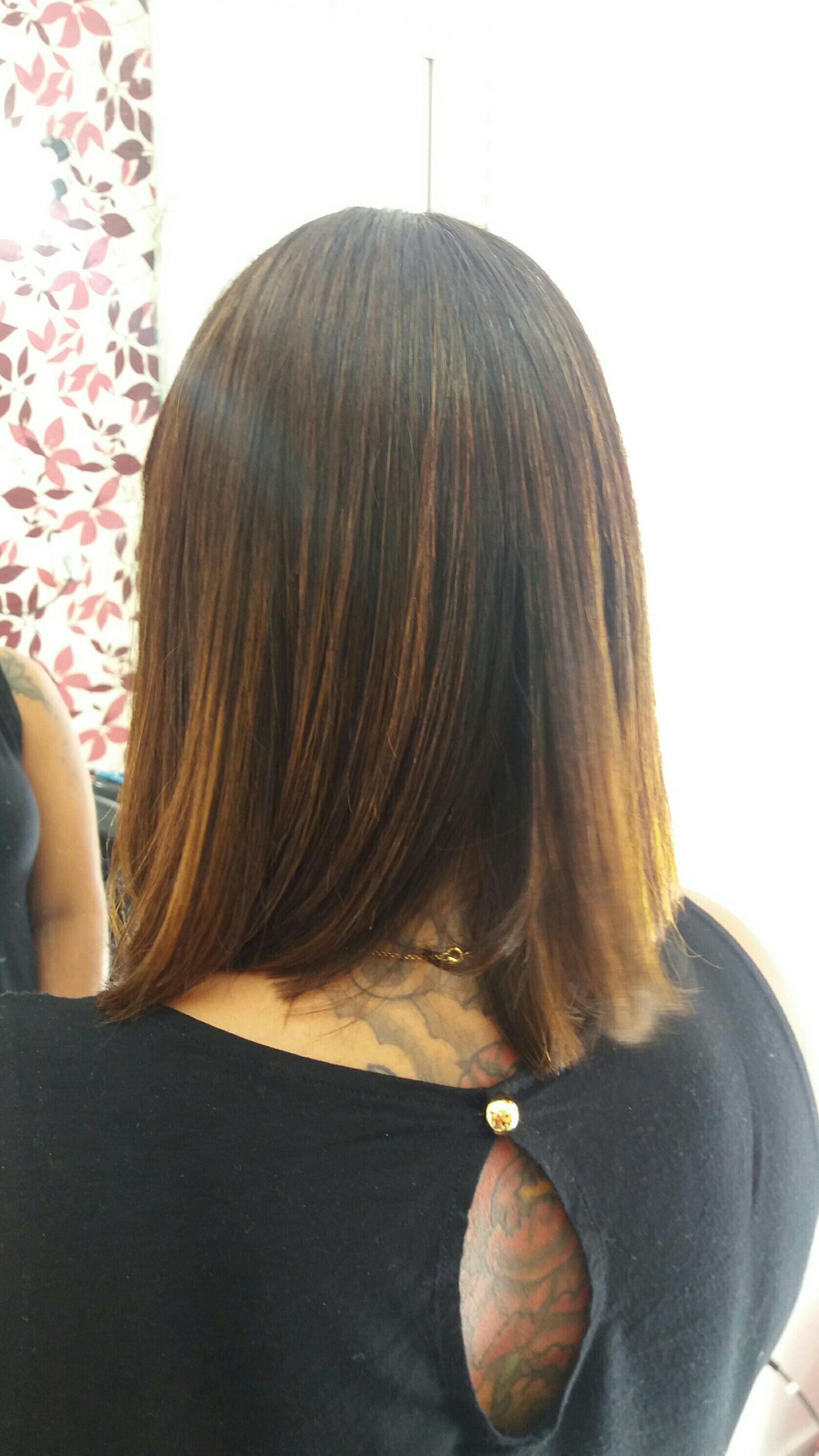 Corte mechas e progressiva cabelo cabeleireiro(a) cabeleireiro(a)