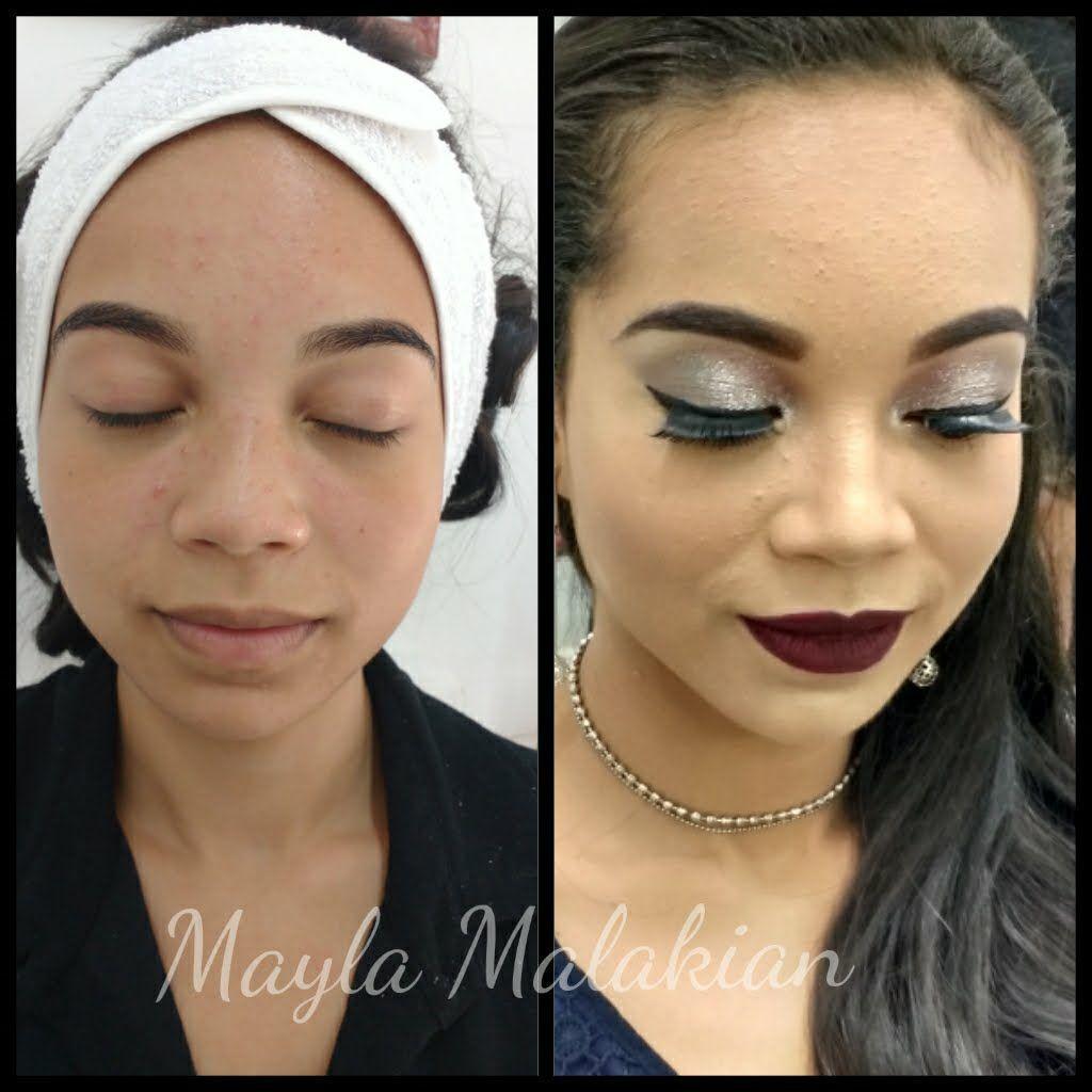 maquiagem cabeleireiro(a) designer de sobrancelhas maquiador(a)