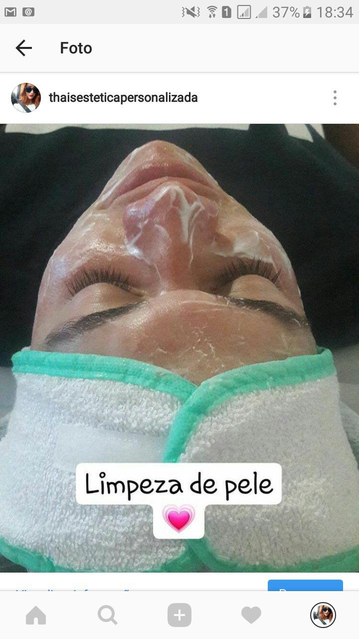 Limpeza de Pele masculina!  #esteticafacial #estética #Limpezadepele  estética esteticista designer de sobrancelhas
