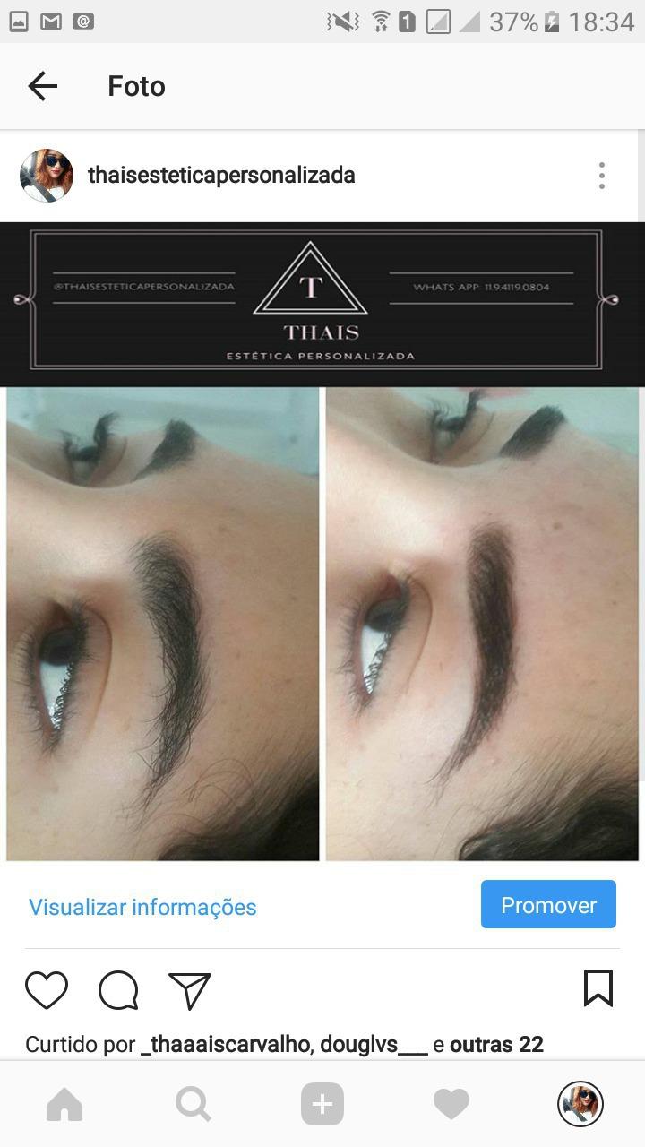 Design de sobrancelhas com Henna!  #esteticando #designdesobrancelhas #sobrancelhaslindas  estética esteticista designer de sobrancelhas
