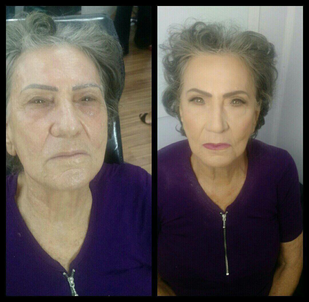 maquiagem auxiliar cabeleireiro(a) escovista