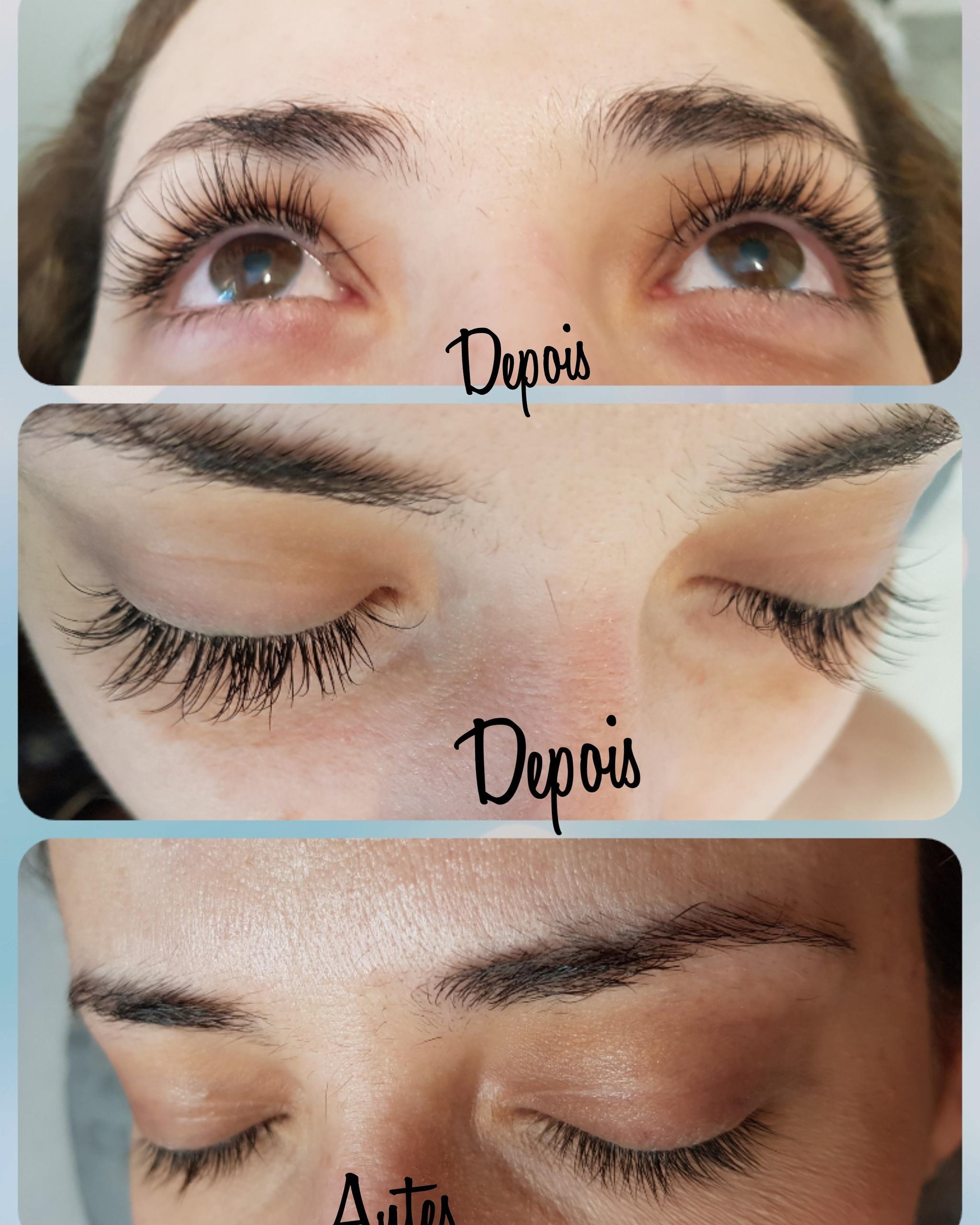Extensão de cílios fio a fio outros designer de sobrancelhas maquiador(a) dermopigmentador(a) estudante (visagista)
