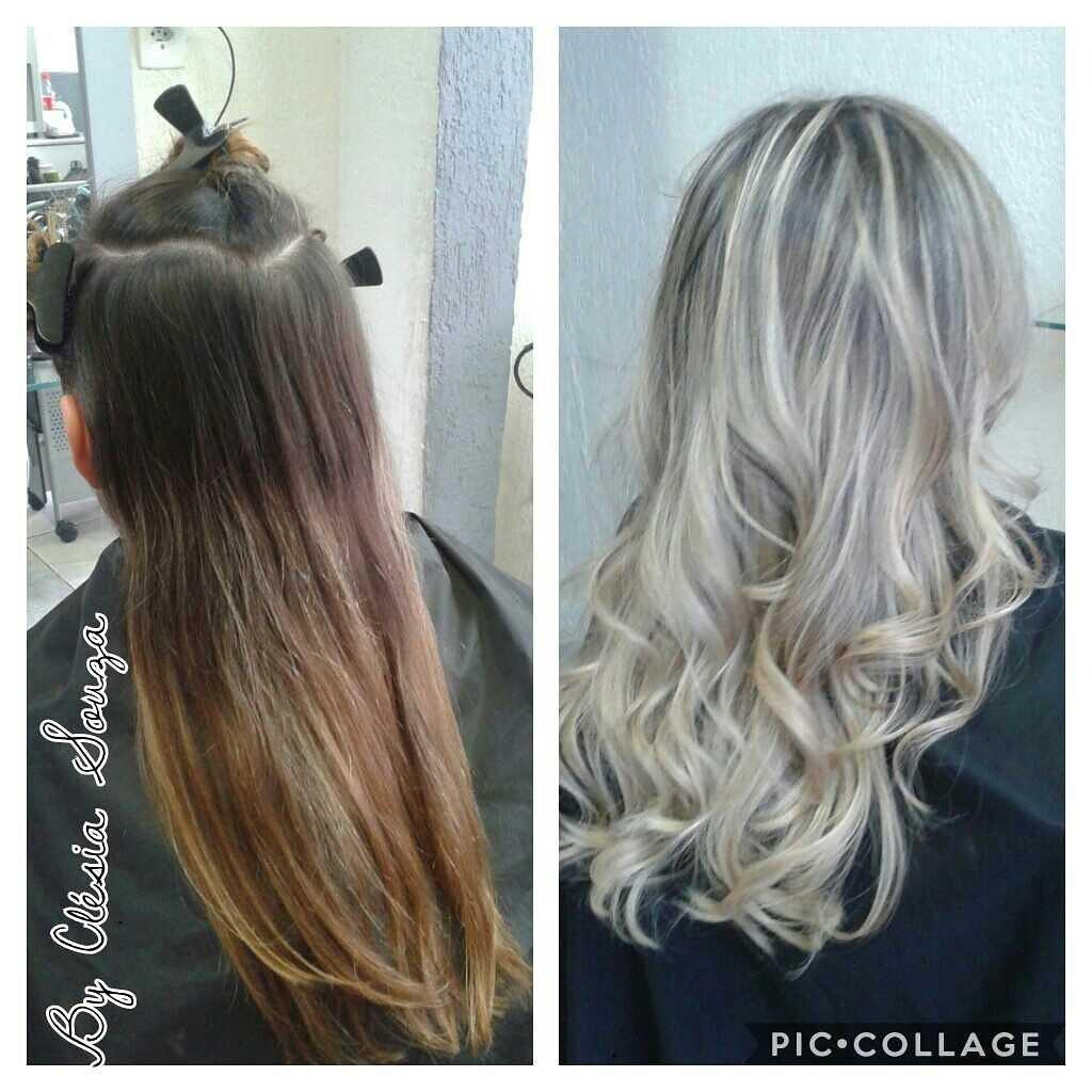 Correção da cor cabelo cabeleireiro(a) micropigmentador(a)