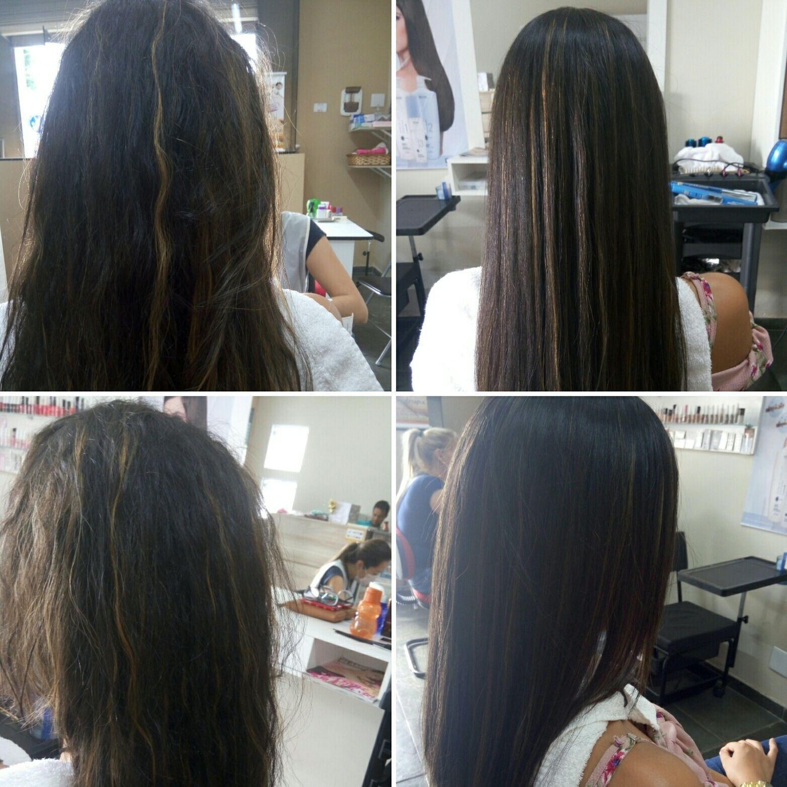 Progressiva Portier Cacao já lavado e seco apenas no ar do secador cabelo auxiliar cabeleireiro(a) cabeleireiro(a) auxiliar cabeleireiro(a)