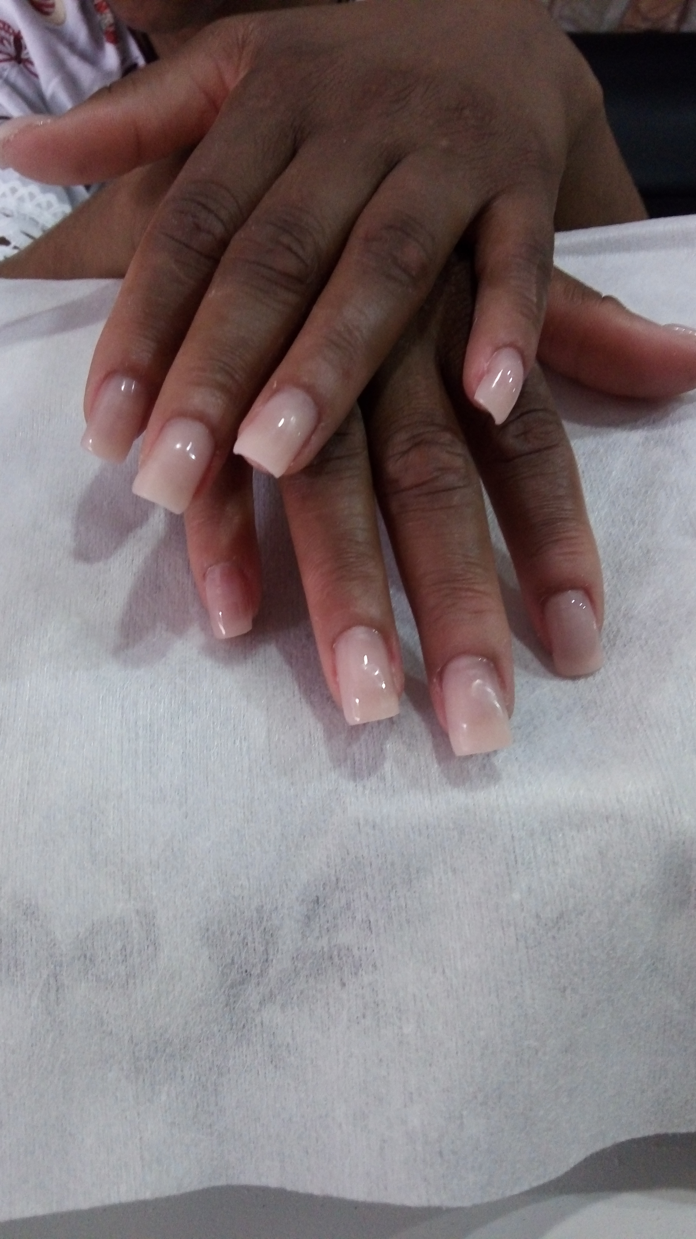 #acrigelmoldada manicure e pedicure