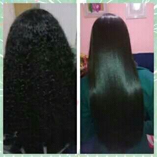 Semi definitiva o cabelo já foi lavado e sacado somente com o secador cabelo auxiliar cabeleireiro(a) auxiliar cabeleireiro(a) auxiliar cabeleireiro(a)