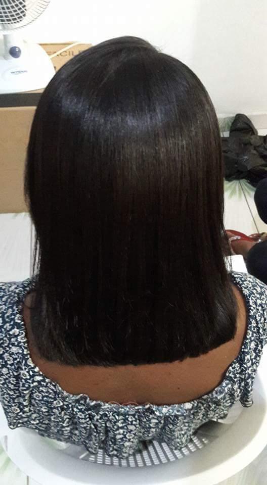 cabelo cabeleireiro(a) estudante (designer sobrancelha)