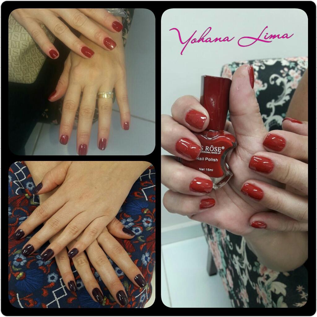 meus trabalhos feito com amor e carinho.....♡♡♡ unha manicure e pedicure