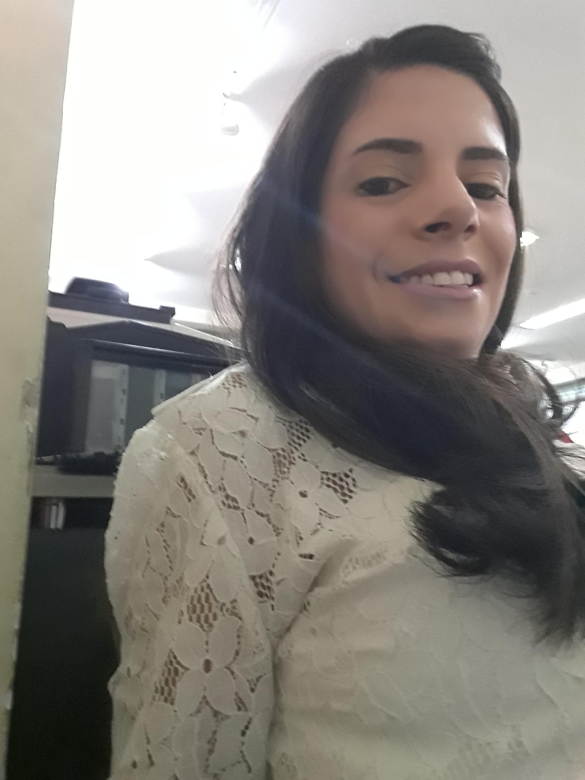Adoro tirar fotos  cabelo auxiliar administrativo