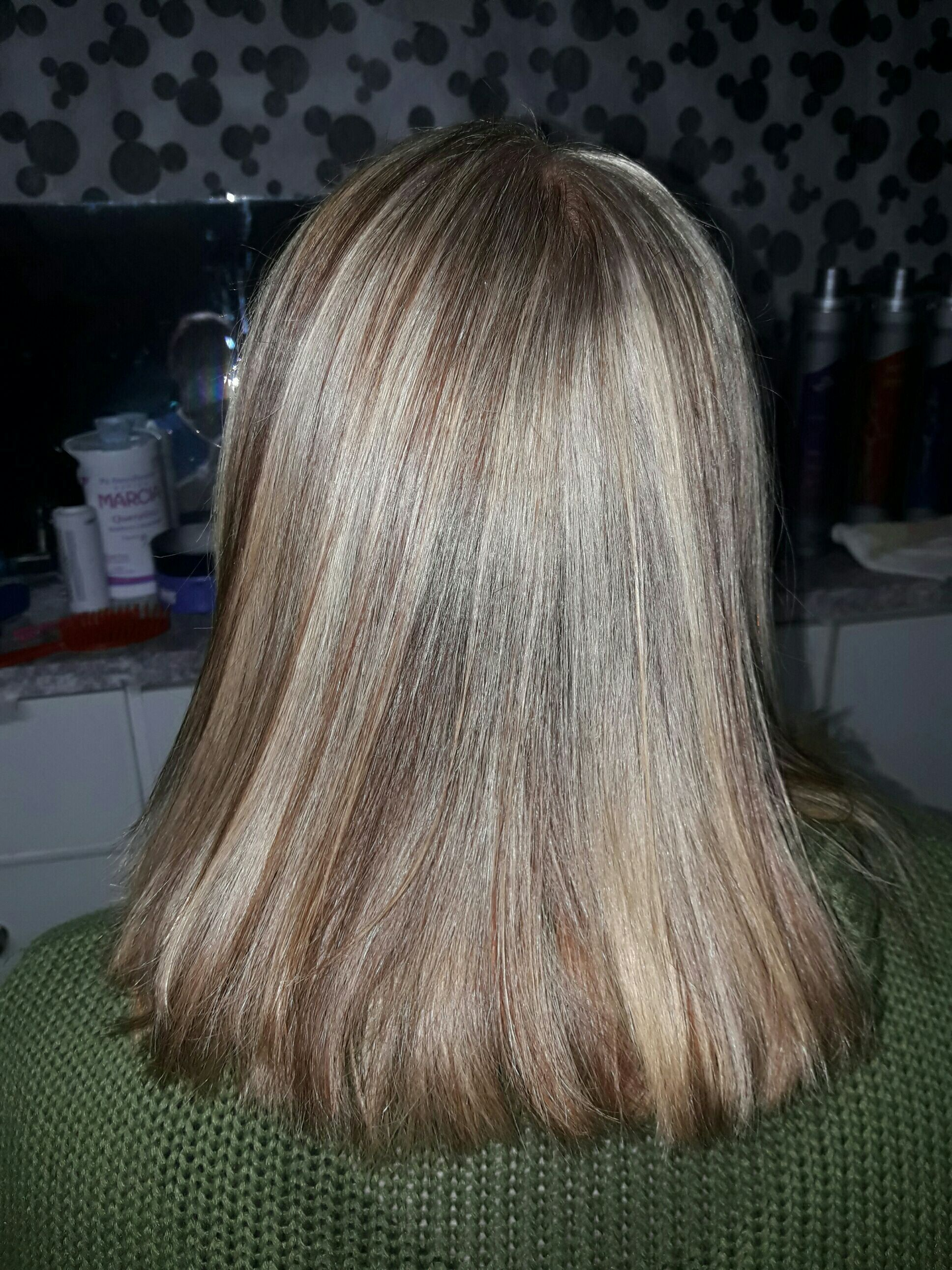 Depois da progressiva cabelo auxiliar cabeleireiro(a) auxiliar cabeleireiro(a)