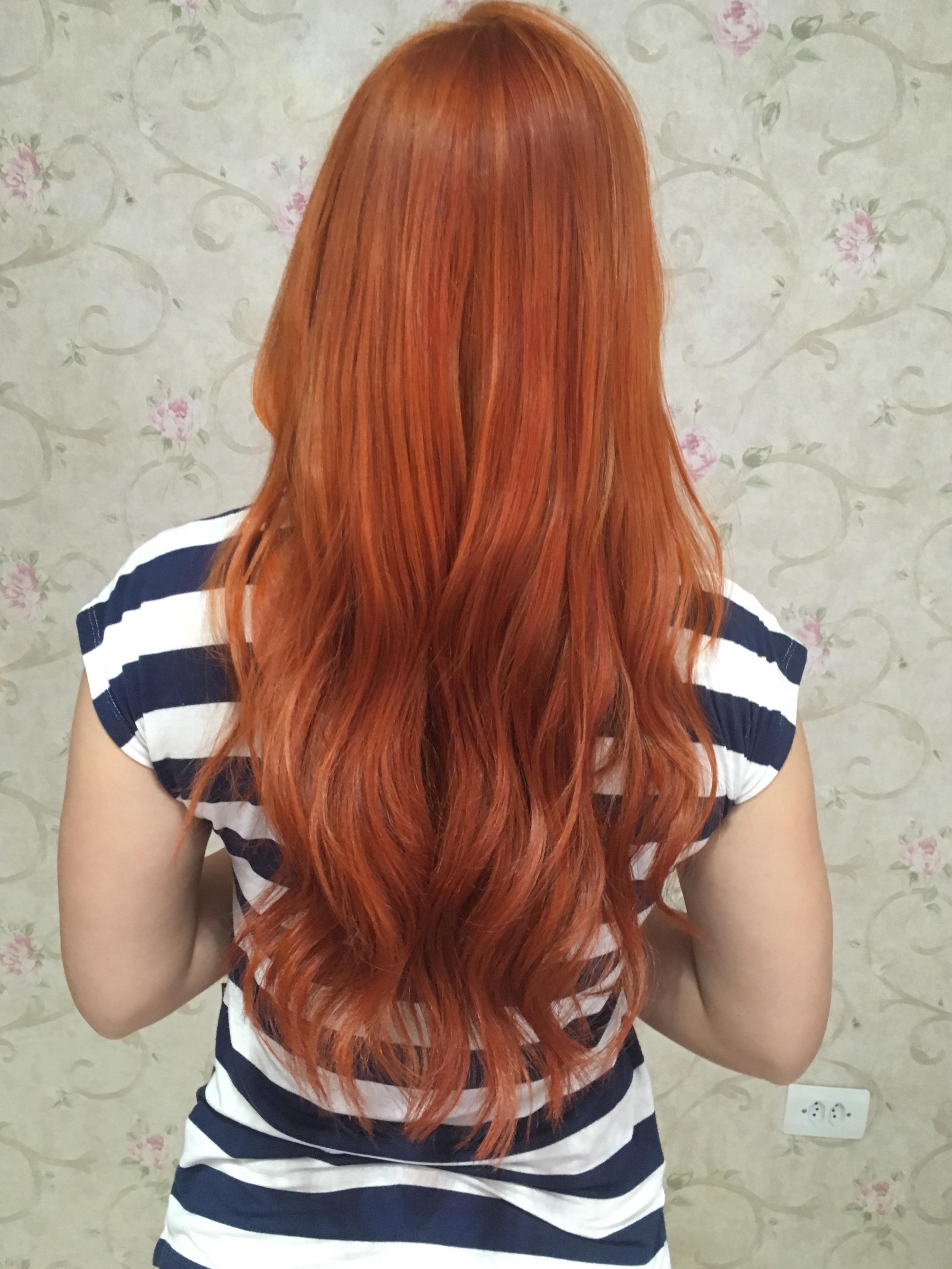 #ruivos cabelo cabeleireiro(a) maquiador(a) stylist / visagista